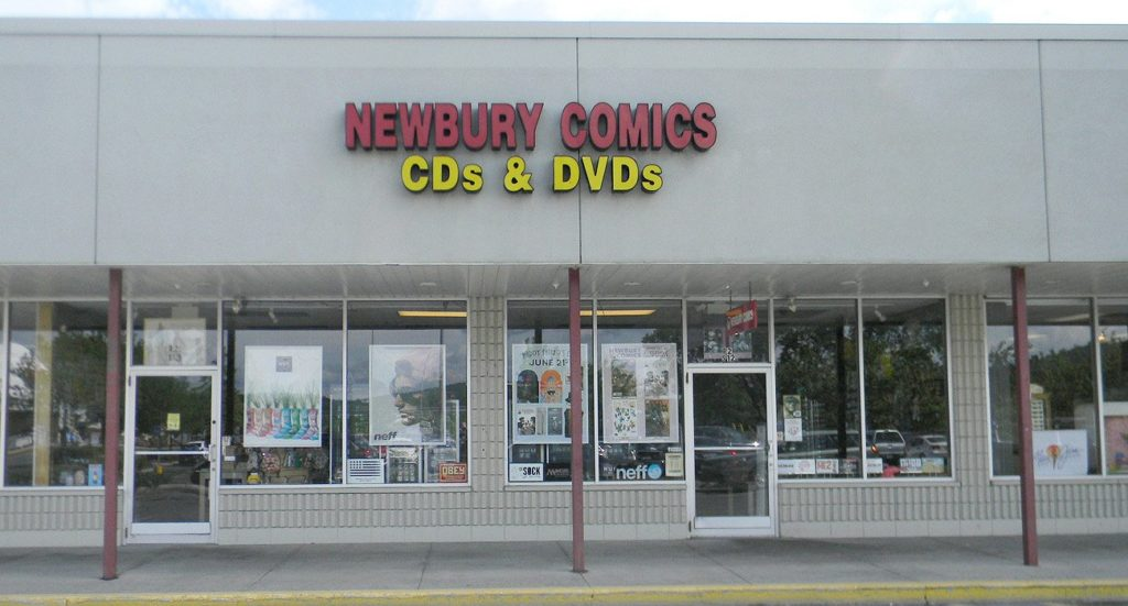 Know About Newbury Comics