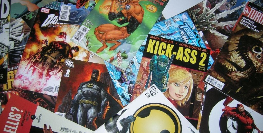 Sites To Binge Your Favorite Comics