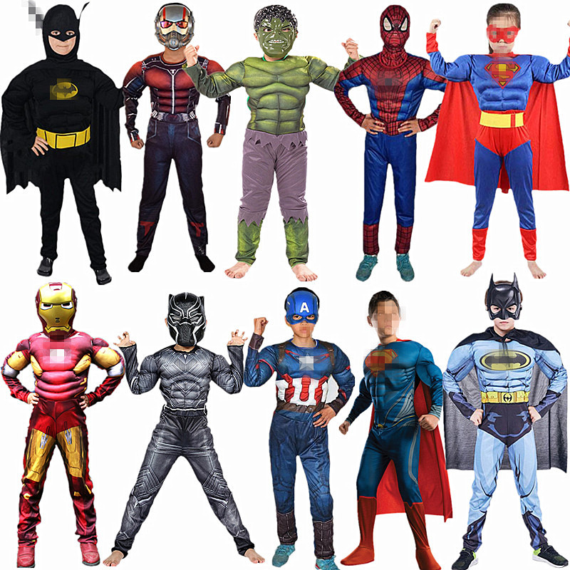 Get Superhero Cape And Costumes To Your Party A Great Hit